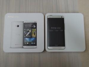 HTC One 外箱2