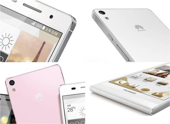 Huawei Ascend P6 21